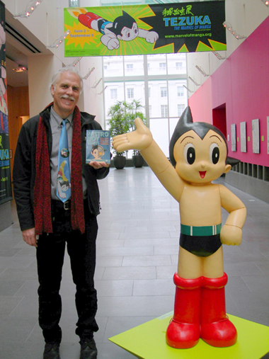 Astro Boy Retrospective — Osamu Tezuka: Creator of Astro Boy and Father of the Manga/Anime Revolution