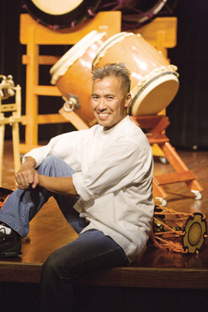 Taiko artist Kenny Endo to celebrate 35 years of artistry, Apr 3