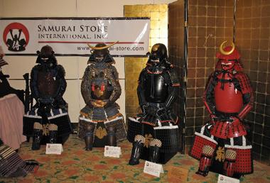 Samurai Store Armor