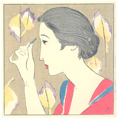 Exhibition – Zuan: Expressions of Modern Design in Early 20th Century Japanese Art – at Clark Center for Japanese Art and Culture, April 24 – July 31
