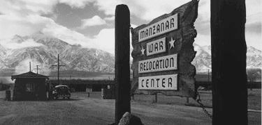 Manzanar Enterance Adams