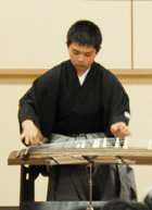 Young koto players from Japan at Pasadena, April 30 at 6:30 pm