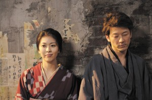 "Film: ""Villon's Wife"" depicting the life of Osamu Dazai, at Asian Film Festival, May 5"