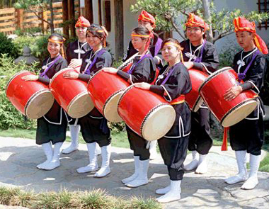 Arts & Culture of Okinawa & Japan at Suiho En Japanese Garden in Van Nuys, May 2
