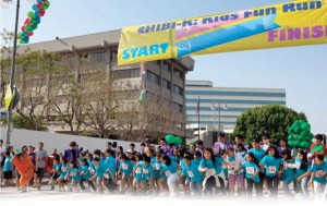 JACCC Chibi-K Run for Children's Day Celebration