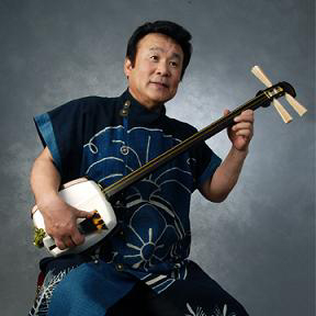 Shamisen Concert by Baisho Matsumoto from Japan, May 22
