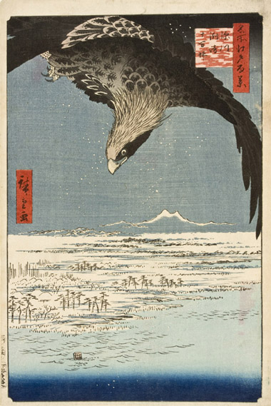 Exhibition – Hiroshige: Visions of Japan – Norton Simon Museum, June 4 – Jan 17, 2011