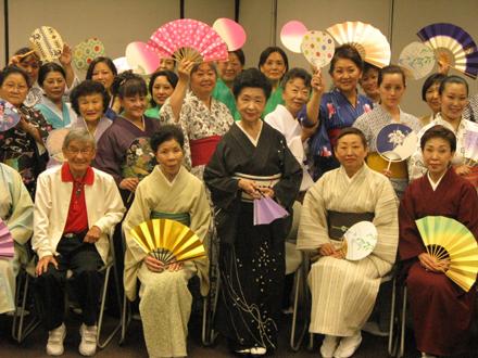 Legendary dance master Fujima Kansuma to lead dances for the 2010 Nisei Week Parade
