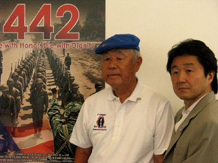 "The Film ""442 – Live with Honor, Die with Dignity"" to be shown at Aratani/Japan America Theatre, Sept 18 at 11 am & 2 pm"