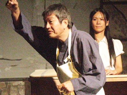 English play originally written by Hisashi Inoue about Hiroshima Atomic-bombing survivors, Aug 6 – Aug 15