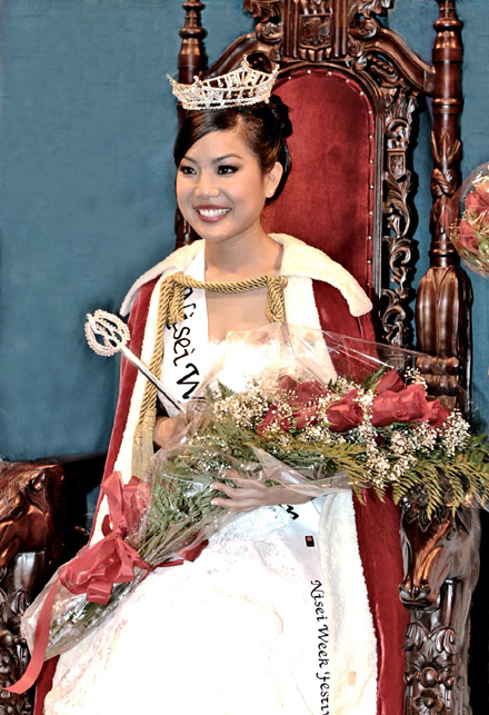 Lani Kume Nishiyama selected Nisei Week Queen