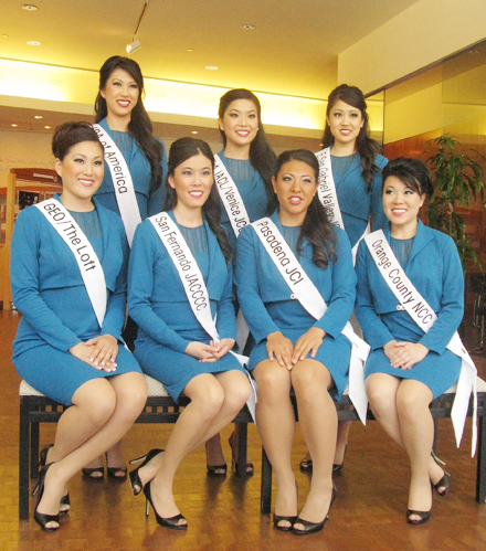 Queen pageant excites Japanese American community for decades