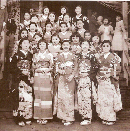 1934 The First Year of Nisei Week