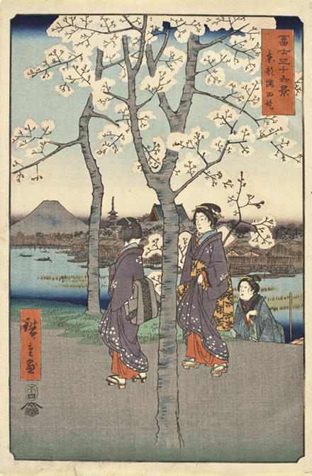 Major museums presenting major woodblock print exhibitions
