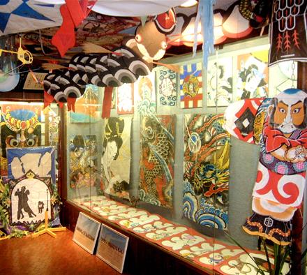 Artscape Japan >> Flying High in Nihonbashi: Tokyo's Kite Museum