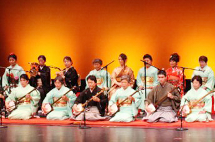 Japanese folk music association led by Matsutoyo Sato to celebrate its 45th anniversary with a concert, Nov. 14