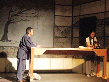 Atomic bombing survivors' story by Japan's leading playwright brought to Los Angeles by American producer