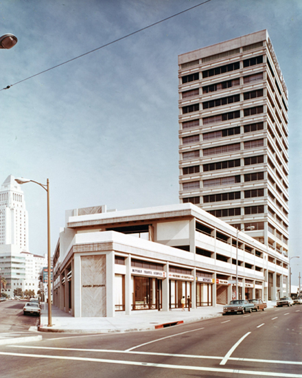 Takase Kajima Building Little Tokyo