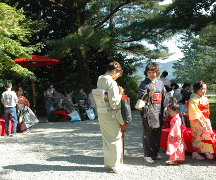 Kyoto Tango Kimono Festival
