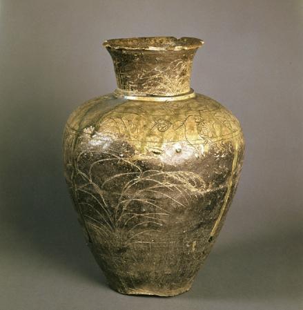 Miho Autumn Medieval Japanese Ceramics Atsumi Ash