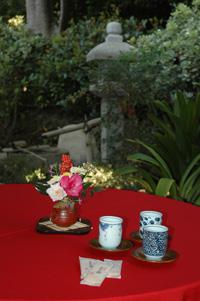 EBM Japanese Garden CSULB Membership Tea