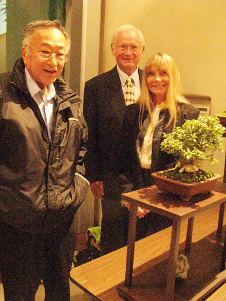 Nibei Dr Terasaki Larry and Nina Ragle