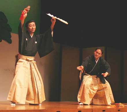 Cal State University Los Angeles to celebrate 35th anniversary of Japanese Studies Center by presenting Kabuki program with professional Kabuki actor and dancer, Oct 21