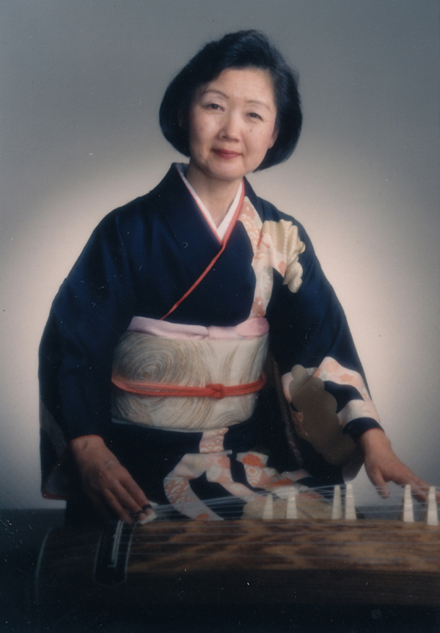 Koto artist Yoko Awaya to mark the 35th anniversary of launching koto school with a charity concert, Oct 23