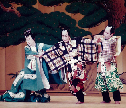 "Zenshinza to bring two Kabuki Classics:  ""Chatsubo"" and ""Narukami"", Nov 5-7"