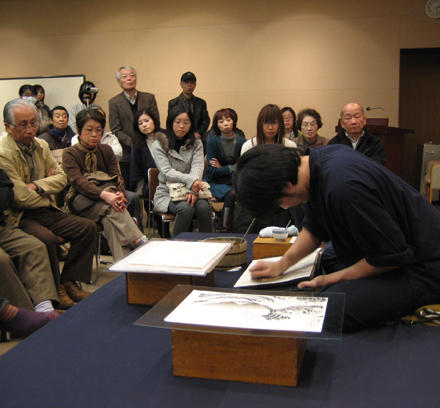 Workshop for traditional Japanese printmaking Ukiyo-e, Nov 21, 1-3PM