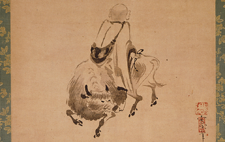 "LACMA exhibition ""Japanese Painting: The Expressive Brush"" closing Feb 15"
