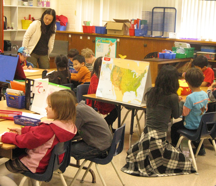 Glendale District starts Japanese Immersion Program at Verdugo Woodlands Elementary