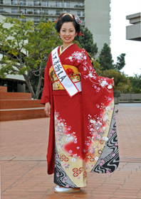 2011 / Miss Kimono LA Contest to be held at Little Tokyo, Jan 1