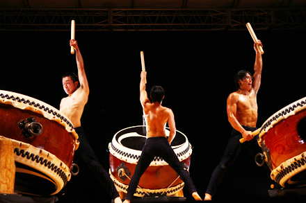 Taiko ensemble KODO of Japan to return to Disney Hall, Feb. 10, 8:00 PM