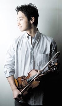 Young accomplished violinist Ryu Goto to perform at Cerritos, Feb 16