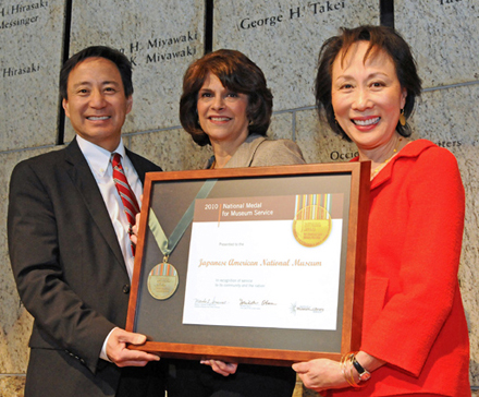 National medal ceremony takes place at Japanese American National Museum