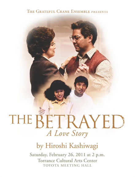 "2011 / Internment-themed play ""The Betrayed"" coming to Torrance, Feb 26"