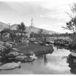 Manzanar Japanese Garden Ansel Adams