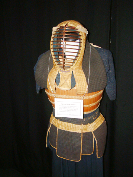 Mastial Arts History Museum Kendo Outfit 1920