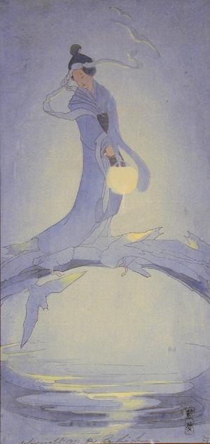 PAM Visions of the Orient Bertha Lum Tanabata 1912