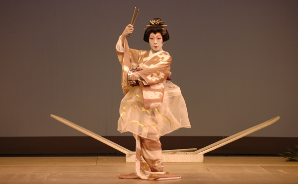 Dance master Mme. Hisami Wakayagi to present 2008 New Year Celebration