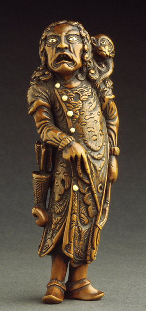 "Netsuke lecture ""Some Sources to Consider"" by Hollis Goodall, LACMA curator, May 23"