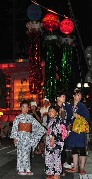 Ofunato Sakari Tanabata Festival