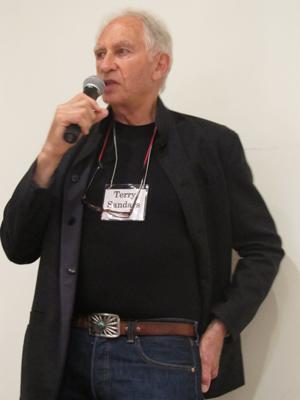 Nibei Tokyo Rose Filmmaker Terry Sanders