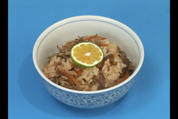 NTB Local Cooking Tokushima Irimeshi