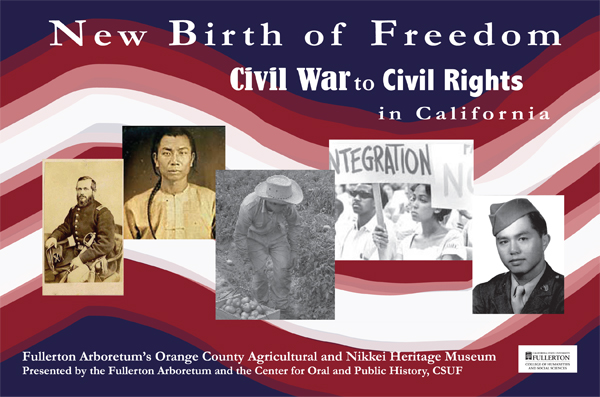 OC Nikkei Heritage Museum New Birth of Freedom Exhibition