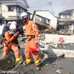 Remeberance of Tohoku Tokyo Fire Department