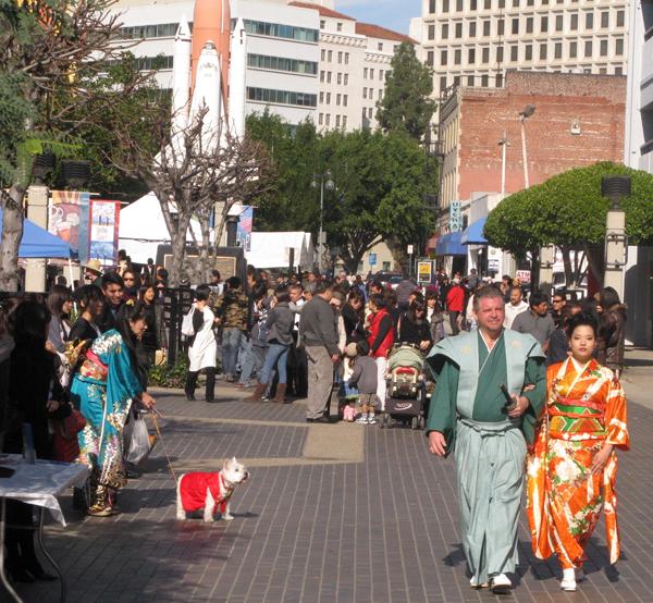 Oshogatsu LA Kimono Club