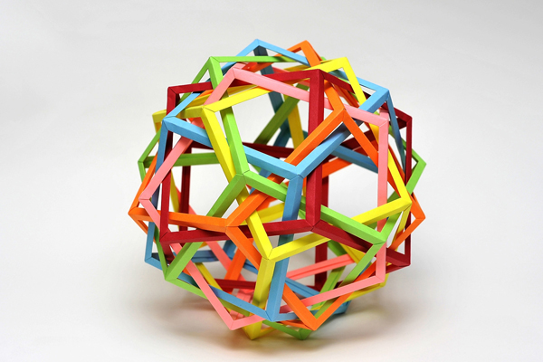 JANM Folding Paper Prisms