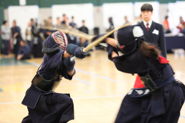 Kendo Tournament Apr 22, 2012